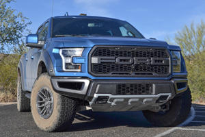 2019 Ford F-150 Raptor Top Speed Is Actually Kind Of Slow