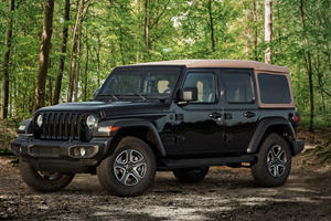 Special-Edition Jeep Wranglers Resurrect Iconic Name