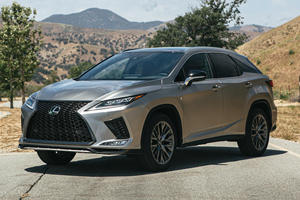 Lexus Reveals Pricing For Improved 2020 RX And RXL