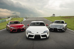 Toyota Wants Supra To Be As Pure As Possible