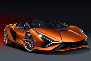 Lamborghini Sian Roadster Might Look Even Better Than The Coupe
