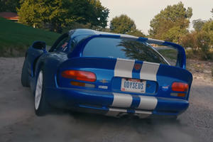 Fearless Dodge Viper GTS Owner Drives Everywhere