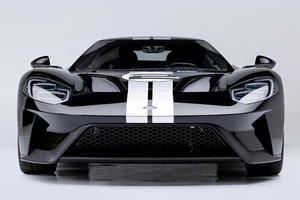 Extremely Rare Ford GT Up For Sale