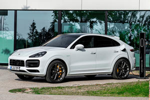 2020 Porsche Cayenne Turbo S E-Hybrid Coupe First Look Review: Sleek, Efficient, And Powerful