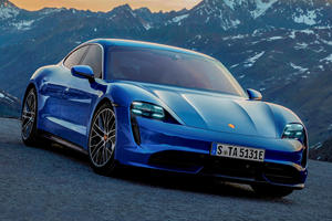 Presenting The 2020 Porsche Taycan Turbo And Turbo S