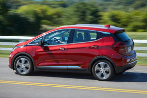 2021 Chevrolet Bolt EV Will Fix This Major Issue