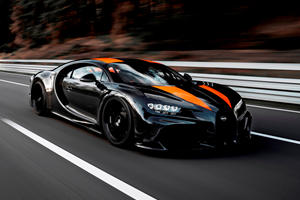 Record-Smashing Bugatti Chiron Could Have Gone Even Faster