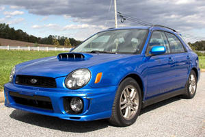 Subaru WRX STI Driver Jailed For Being A Colossal Idiot