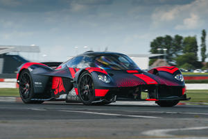 Aston Martin Valkyrie's V12 Has A Very Good Problem