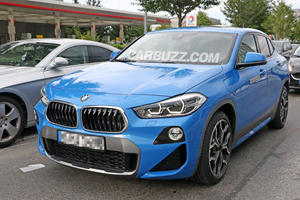 All-New BMW X2 Variant Caught In The Wild