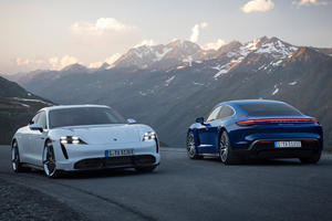 Porsche Taycan Vs. Porsche Panamera: A Sibling Rivalry Begins