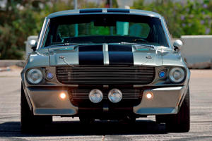 This Movie-Star Mustang Will Be Gone In 60 Seconds