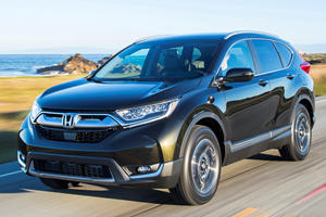 Honda Sold A Ton Of New Cars Last Month