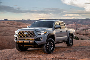 Here's What's New In The 2020 Toyota Tacoma
