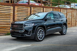 A New GMC Three-Row Crossover Is Coming