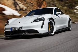 Elon Musk Mocks The Porsche Taycan Turbo