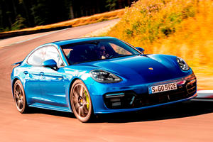 Porsche's Factory Of The Future Ready For Taycan Production