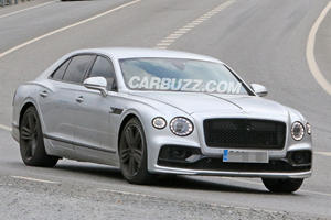 Bentley Flying Spur Speed Could Be A 700-HP Beast
