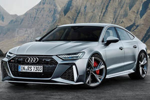 We Finally Know When The Audi RS7 Sportback Will Debut