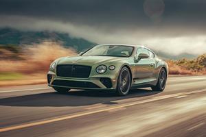 2020 Bentley Continental GT Has 7 Billion Different Configurations