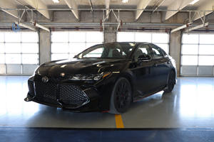 Toyota Avalon TRD's Benchmarks Are NOT Easy To Beat
