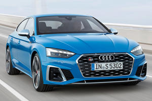 Audi A5 Refresh Takes The First Shot At New BMW 4 Series