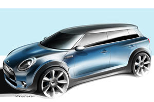 Mini's Next Model Could Be Extremely Cool