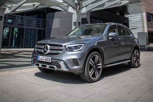 2020 Mercedes-Benz GLC 350e EQ Power Is A Torque Monster