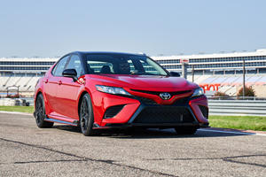 2020 Toyota Camry TRD First Drive Review: Your Sporty Camry Has Arrived
