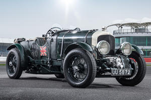 Bentley Putting 90-Year-Old Classic Back Into Production
