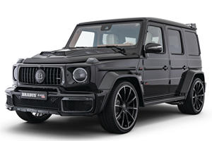 Brabus Reveals $600,000 G-Class With 900-HP V12