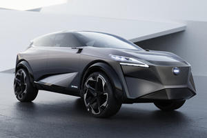 Nissan Just Showed Its Dealerships An Incredible New Model