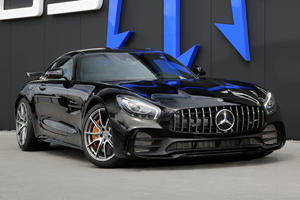 This Is The Most Powerful Mercedes-AMG GT R Ever