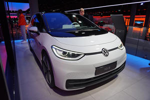 Presenting The 2020 Volkswagen ID.3