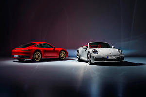 Meet The 2020 Porsche 911 Carrera 4 Coupe and Cabriolet