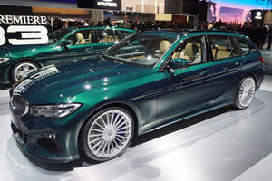 Alpina B3 Touring Is The Bimmer Wagon We Want (But Can't Have)