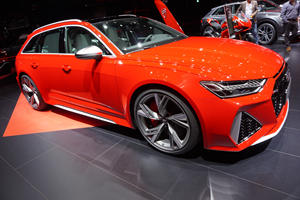 2020 Audi RS6 Avant Looks Even Better Than We Expected