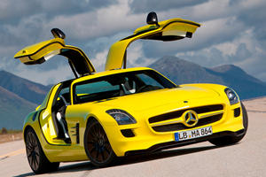 Next Mercedes-AMG Car May Not Have That Sweet V8