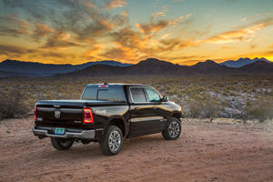 This Is The Safest Truck You Can Buy Right Now
