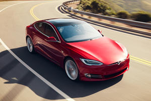 Tesla Model S Just Set A New Lap Record, According To Elon Musk