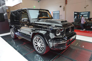 Brabus G V12 900 Is A G-Class Of Epic Proportions
