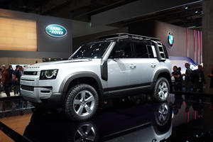 Land Rover Defender Emerges From The Past And Dictates Its Future