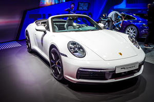 Your All-Weather Porsche 911 Cabriolet Has Arrived