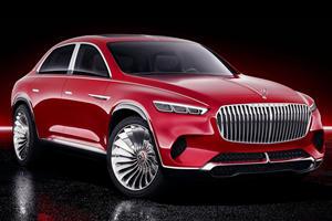 Ultra-Luxury Maybach SUV Coming Soon