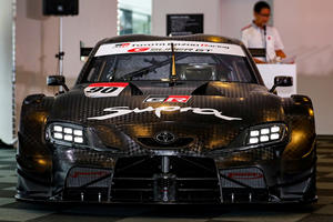 Most Extreme Toyota Supra Ever Unveiled With 670 HP