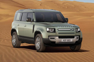 Spend Hours Building Your Dream Land Rover Defender