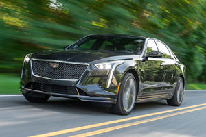 Cadillac Has Good News About The CT6-V