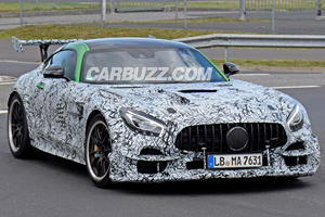 New Mercedes-AMG Black Series Has A Nice Surprise Under The Hood