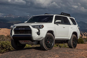 Here's What's New For 2020 Toyota 4Runner