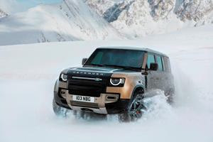 2020 Land Rover Defender First Look Review: Jeep Has A Problem